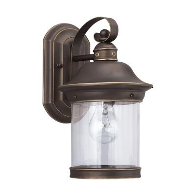 Sea Gull Lighting 88081-71 Single-light Hermitage Wall Lantern