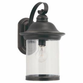 Sea Gull Lighting 88082-71 Single-light Hermitage Wall Lantern