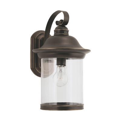 Sea Gull Lighting 88082-71 Single-light Hermitage Wall Lantern