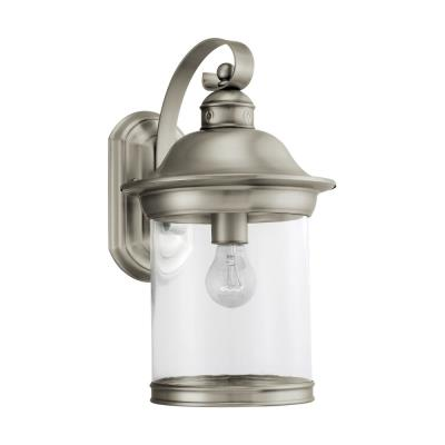 Sea Gull Lighting 88082-965 Hermitage - One Light Outdoor Wall Lantern