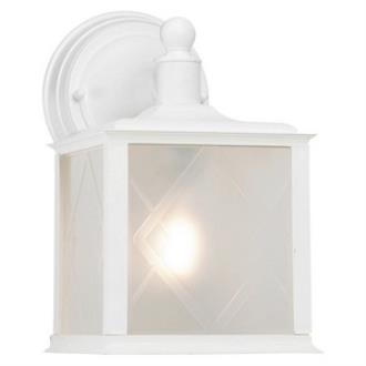 Sea Gull Lighting 88098-15 Harbor Point - One Light Outdoor Wall Mount