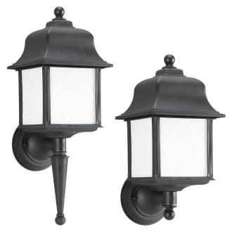Sea Gull Lighting 88113BLE-12 Harbor Point - One Light Outdoor Wall Mount