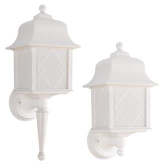 Sea Gull Lighting 88113BLE-15 Harbor Point - One Light Outdoor Wall Mount