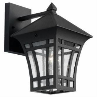 Sea Gull Lighting 88132-12 Herrington - One Light Outdoor Wall Lantern