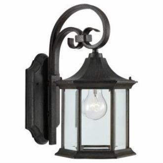 Sea Gull Lighting 88137-08 Ardsley Court - One Light Outdoor Wall Lantern