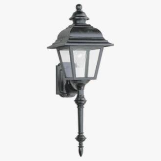 Sea Gull Lighting 8814-12 One Light Outdoor Wall Fixture
