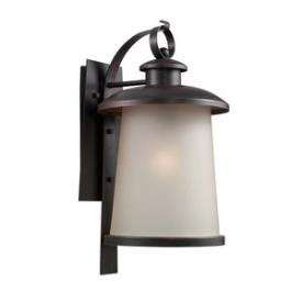 Sea Gull Lighting 88332 59th Street - One Light Outdoor Wall Lantern