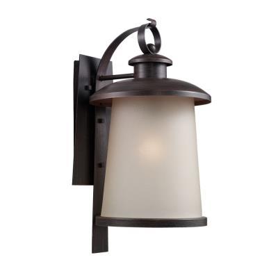 Sea Gull Lighting 88332 59th Street - One Light Outdoor Wall Lantern