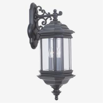 Sea Gull Lighting 8841-12 Three Light Outdoor Wall Fixture