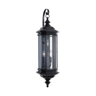 Sea Gull Lighting 8842-12 Three Light Outdoor Wall Fixture