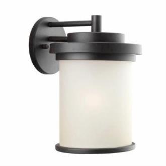 Sea Gull Lighting 88662 Winnetka - One Light Outdoor Wall Lantern