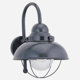 Sea Gull Lighting 8871-12 One  Light Outdoor Wall Fixture 02
