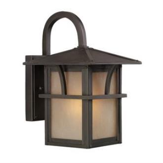 Sea Gull Lighting 88880-51 Medford Lakes - One Light Outdoor Wall Lantern