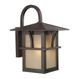 Sea Gull Lighting 88882-51 Medford Lakes - One Light Outdoor Wall Lantern