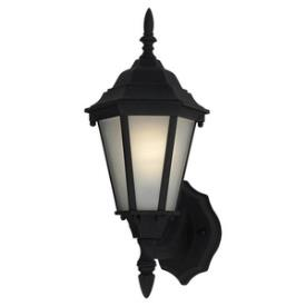 Sea Gull Lighting 88939BLE-12 Bakersville - One Light Outdoor Wall Mount