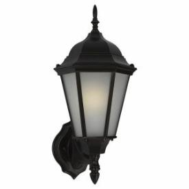 Sea Gull Lighting 88941BL-782 Windgate - One Light Outdoor Wall Lantern