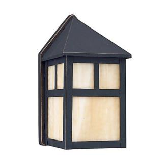 Sea Gull Lighting 89015BLE-71 Prairie Statement - One Light Outdoor Wall Mount