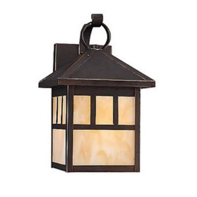 Sea Gull Lighting 89016BLE-71 Prairie Statement - One Light Outdoor Wall Mount