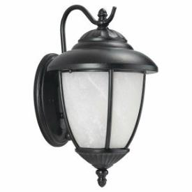 Sea Gull Lighting 89049PBLE-12 Single-Light Yorktown Wall Lantern