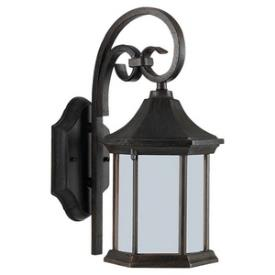 Sea Gull Lighting 89136BLE-08 Ardsley Court - One Light Outdoor Wall Mount