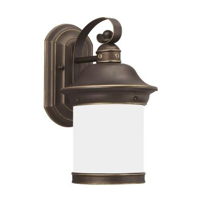 Sea Gull Lighting 89181BLE-71 Hermitage - One Light Outdoor Wall Sconce