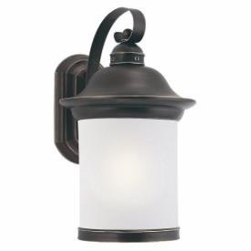 Sea Gull Lighting 89192BLE-71 Hermitage - One Light Outdoor Wall Sconce