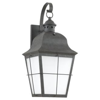 Sea Gull Lighting 89273 Chatham - One Light Outdoor Wall Sconce