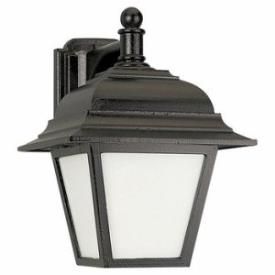 Sea Gull Lighting 89316PBLE-12 Bancroft - One Light Wall Lantern