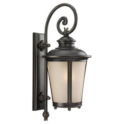 Sea Gull Lighting 89342BLE-780 Cape May - One Light Large Outdoor Wall Sconce