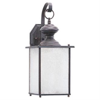 Sea Gull Lighting 89382BLE-08 Jamestowne - One Light Outdoor Wall Sconce