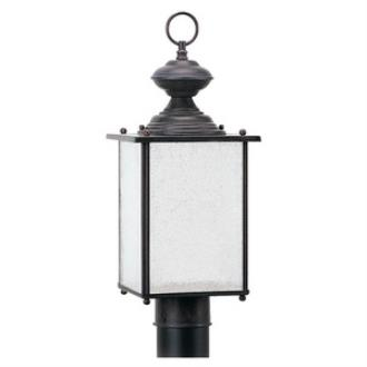 Sea Gull Lighting 89386BL-08 Jamestowne - One Light Outdoor Wall Sconce