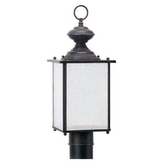 Sea Gull Lighting 89386BL-08 Jamestowne - One Light Outdoor Wall Sconce