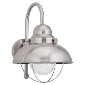 Sea Gull Lighting 89571BLE-98 Serbing - One Light Outdoor Wall Mount