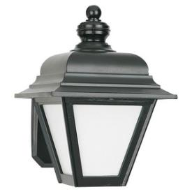 Sea Gull Lighting 8972BLE-12 Bancroft - One Light Outdoor Wall Mount
