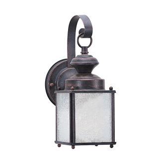 Sea Gull Lighting 8980BLE-08 Jamestowne - One Light Wall Sconce