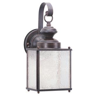 Sea Gull Lighting 8981PBLE-08 Jamestowne Fluorescent Wall Lantern