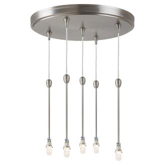 Sea Gull Lighting 94191-965 Ambiance - Five Light Pendant Assembly