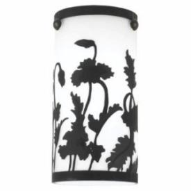 Sea Gull Lighting 94297-6105 Wild Flower Glass Shade