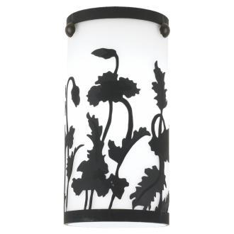 Sea Gull Lighting 94297-6105 Wild Flower Glass Shade