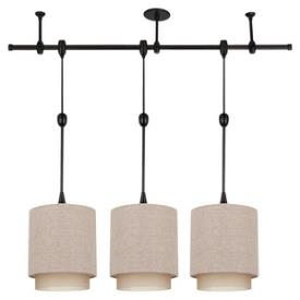 Sea Gull Lighting 94488-71 Ambiance - Three Light Pendant Kit