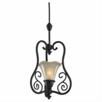 Sea Gull Lighting 94565-71 Trudy - One Light Convertible Pendant