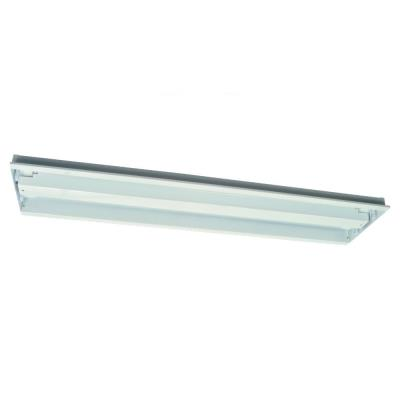Sea Gull Lighting 9512LE-15 White Fluorescent Chassis