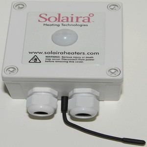 Solaira-SMRTOCC60-Smart Control Series - Water Proof Occupancy Motion Control Up to 6.0KW 25  White Finish