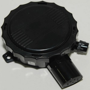 Solaira-SMRTVTEM-R-Smart Control Series - Remote Temperature Monitor  Black Finish