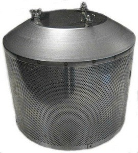 Sunglo-27006-Accessory - Emitter Grid Assembly  Stainless Steel Finish
