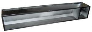 Sunpak-22002 4-Accessory - Case  Stainless Steel Finish