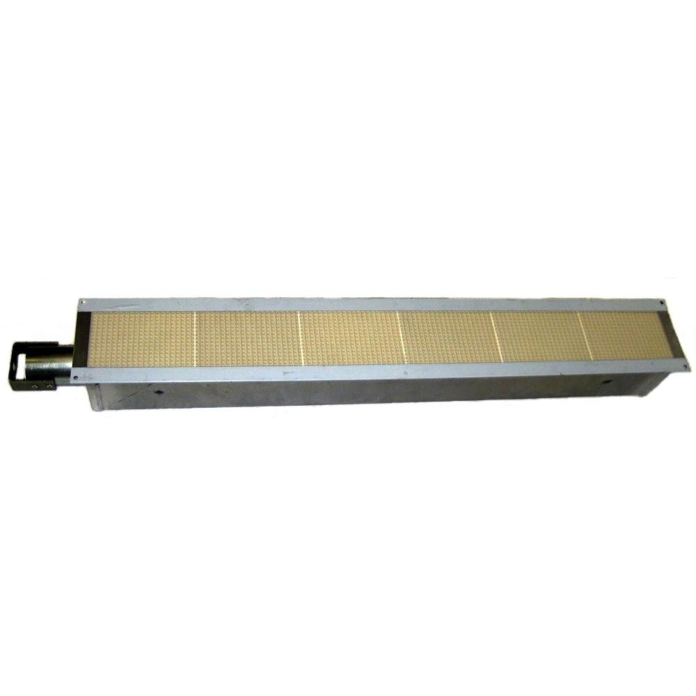 Sunpak-22004 1-Accessory - S25 / S34 Burner  S25 Aluminum Finish