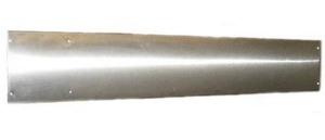 Sunpak-22009 4-Accessory - Case - Top  Stainless Steel Finish