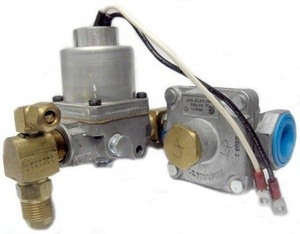 Sunpak-22021 2-Accessory - S25/S34 - Valve/Regulator Assembly with Propane/Natural Gas ---NG NG: Natural Gas S34 Stainless Steel Finish