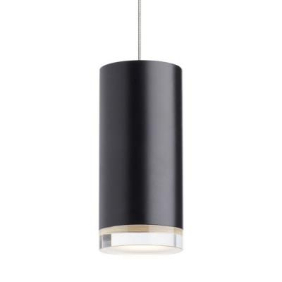 Tech Lighting 700MPDBS Dobson II   5.6u0026quot; Monopoint Pendant With ...